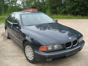 BMW 5 Series  РАЗБОРКА