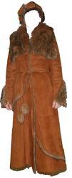 Продается женская зимняя дубленка недорого