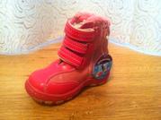 Новая обувь, зима