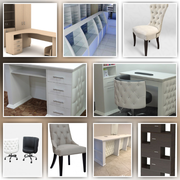 мебель для салонов красоты кафе и офисов